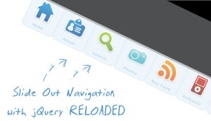 SLIDE OUT NAVIGATION REVISED