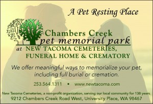 New Tacoma Cemeteries - Canterwood