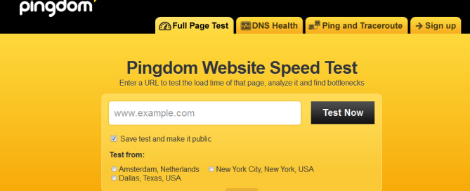 pingdom_website_speed_test