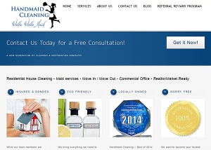 Handmaid-Cleaning-website-by-Go-To-Graphics-Gal